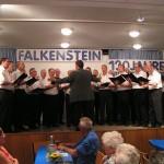Männerchor Falkenstein, 130 Jahrfeier