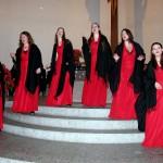 2009 Weihnachtskonzert mit 'allegria' 2 (1)
