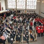 Sakral-Wettbewerb in der katolischen Kirche-Falkenstein