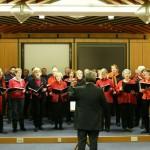 Konzert in der KVB-Klinik 2012, gemischter Chor